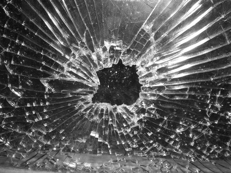 Glass Injury